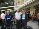 Ishkhan Harutyunyan is participating in the international physics teacher seminar (Trieste, Italy)